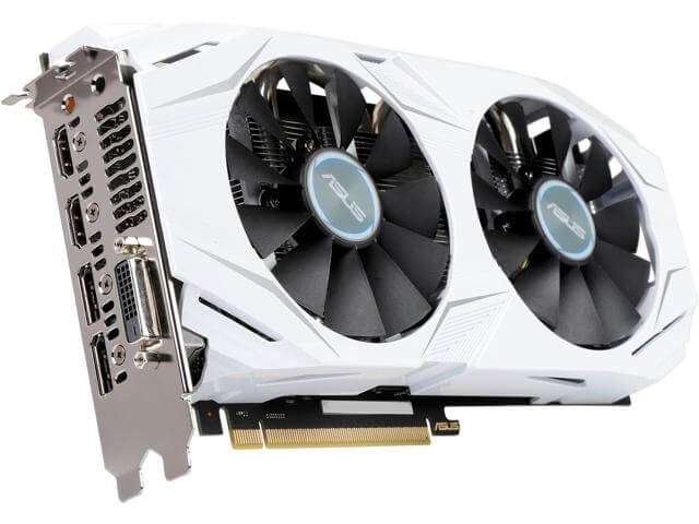 ASUS GeForce GTX 1060 6G